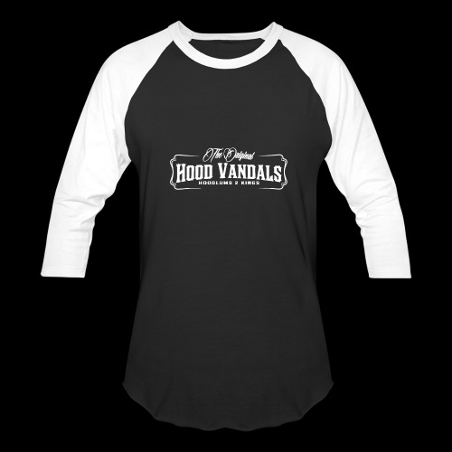 Hood Vandals - Baseball T-Shirt