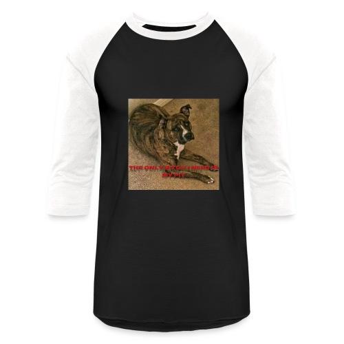 Pit bulls - Baseball T-Shirt