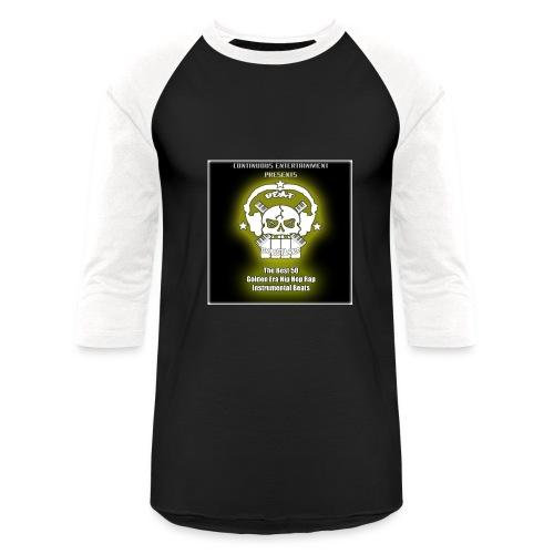 50 Golden Era Beats BeatMonstarrs - Baseball T-Shirt