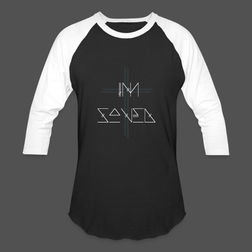 I'm Saved - Baseball T-Shirt