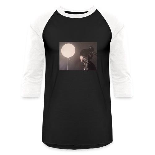 Moon Bright - Baseball T-Shirt