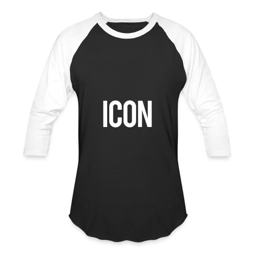 Icon - Baseball T-Shirt