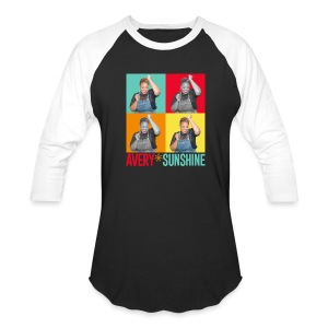 Hollywood Squares - Baseball T-Shirt
