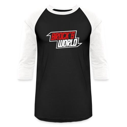 Brock's World - Baseball T-Shirt