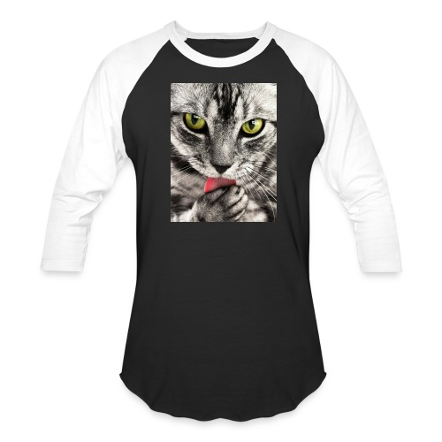 CATSWORLD - Baseball T-Shirt