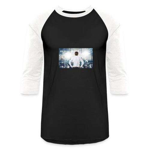 gerencia proyectos - Baseball T-Shirt