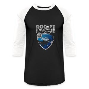 Rocket League Grunge T-Shirt - Baseball T-Shirt