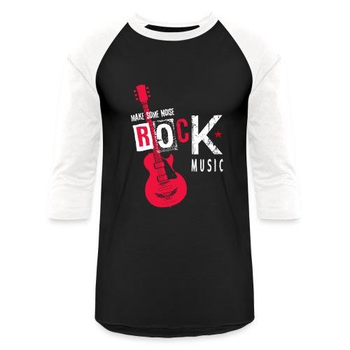 ROCK - Baseball T-Shirt