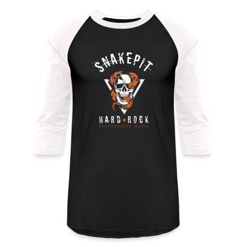 SNAKEPIT - Baseball T-Shirt