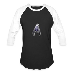 Avoh Black and white King edition - Baseball T-Shirt