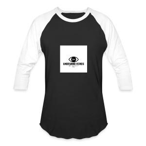 underground establishment - Baseball T-Shirt