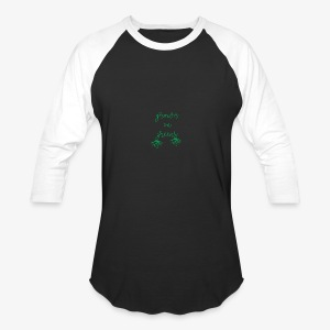 Grown on greens - Baseball T-Shirt