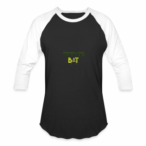 New Trojan Bat Logo - Baseball T-Shirt