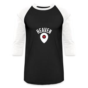 Heaven Is Right Here - Baseball T-Shirt