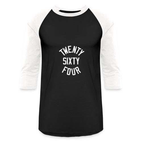 Twenty Sixty Four - Baseball T-Shirt