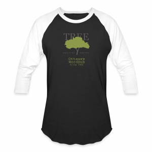 Tree Reading Swag - Baseball T-Shirt