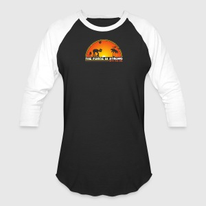 Star Wars Sunset - Baseball T-Shirt