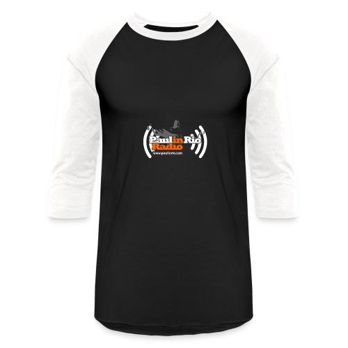 Paul in Rio Radio - Thumbs-up Corcovado #1 - Baseball T-Shirt