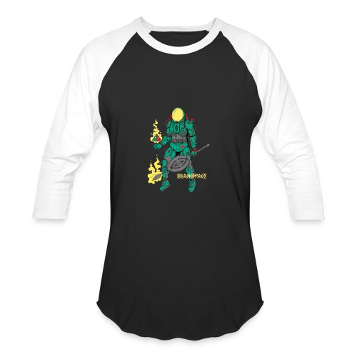 Afronaut - Baseball T-Shirt