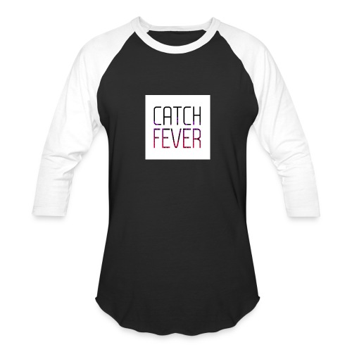 CATCH FEVER 2017 LOGO - Baseball T-Shirt