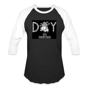DIY RPG Productions Demon Metal - Baseball T-Shirt