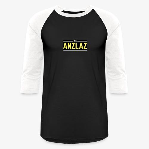 Anzlaz | Yellow Dize - Baseball T-Shirt
