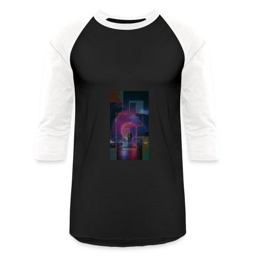 Souf-R - Baseball T-Shirt