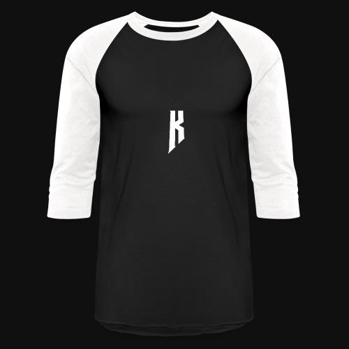 Knight White Logo - Baseball T-Shirt