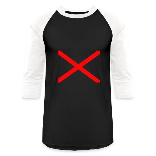 GAMER-X-1ST Youtube LOGO - Baseball T-Shirt
