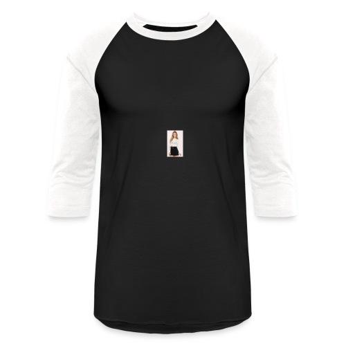 laced top - Baseball T-Shirt