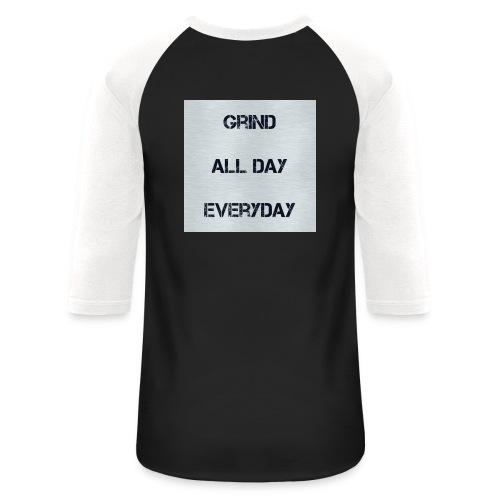 Grind - Baseball T-Shirt
