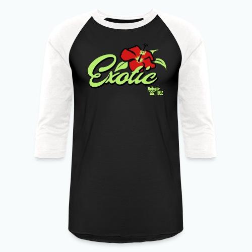 exotic - Unisex Baseball T-Shirt