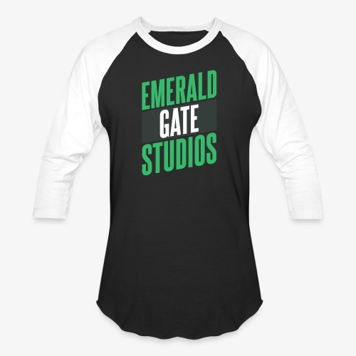 Emerald Gate Action Movie - Baseball T-Shirt