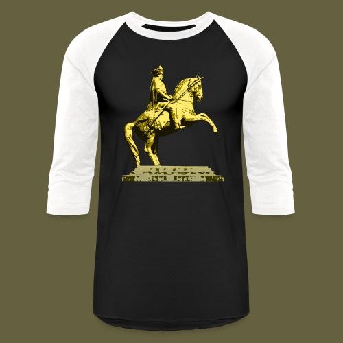 Negus Menelik II - Baseball T-Shirt