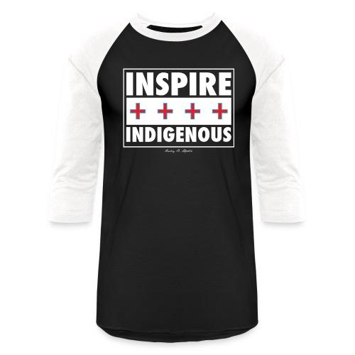 Inspire - Unisex Baseball T-Shirt