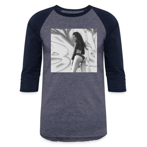 'Danaja' - Baseball T-Shirt