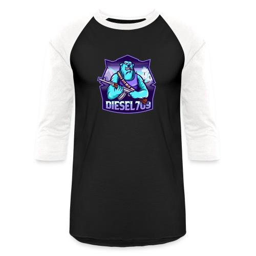 Polar Diesel Logo - Baseball T-Shirt