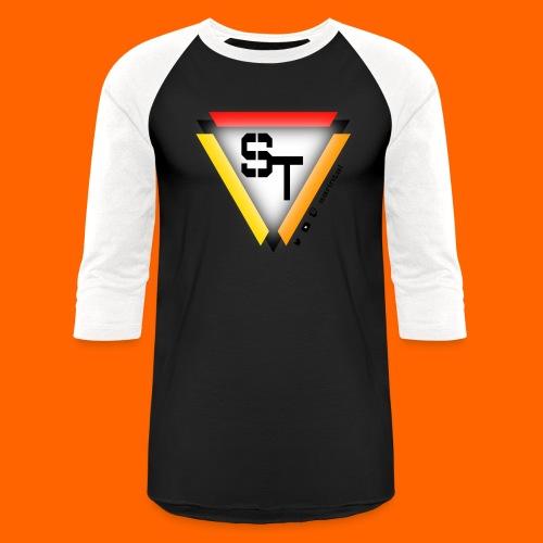 SarinTal Logo - Unisex Baseball T-Shirt