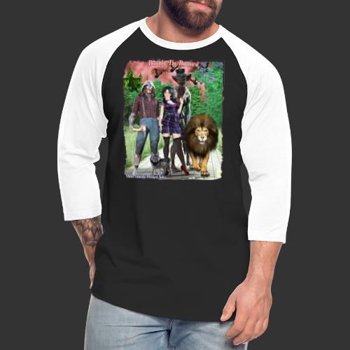 Ghastly Wicked Tales Vampire Dorothy The Damned - Unisex Baseball T-Shirt