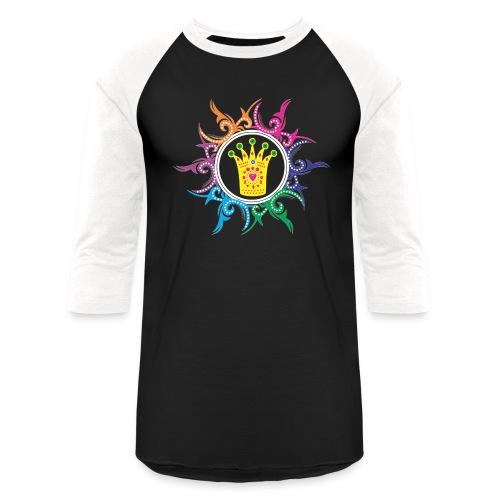 prience logo - Unisex Baseball T-Shirt