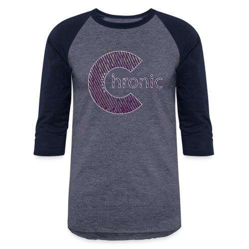 Houston Chronic - Legacy ( White Outline ) - Unisex Baseball T-Shirt