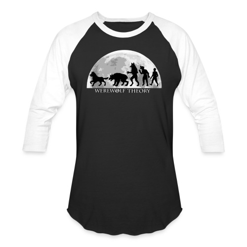 Werewolf Theory: Change - Unisex Baseball T-Shirt