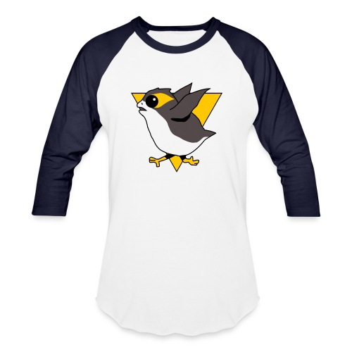 Pittsburgh Porguins - Baseball T-Shirt