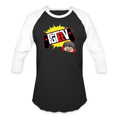 FGTEEV 2019 Logo (ADULT) - Baseball T-Shirt