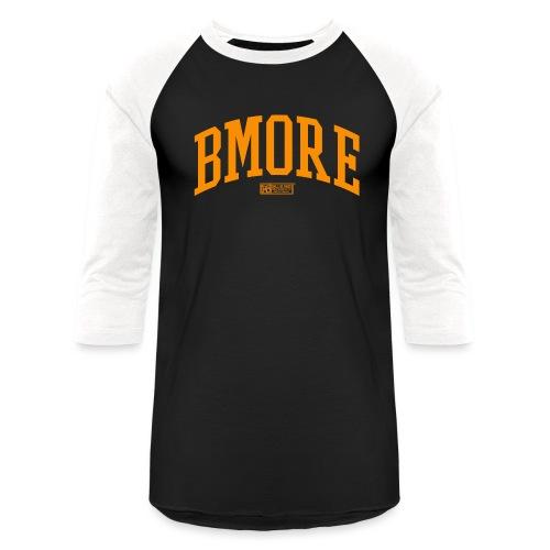 BSHU BMORE2 - Unisex Baseball T-Shirt