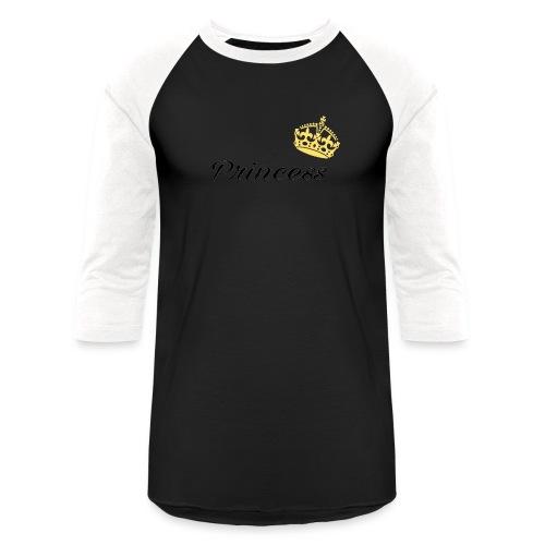 Princess - Baseball T-Shirt