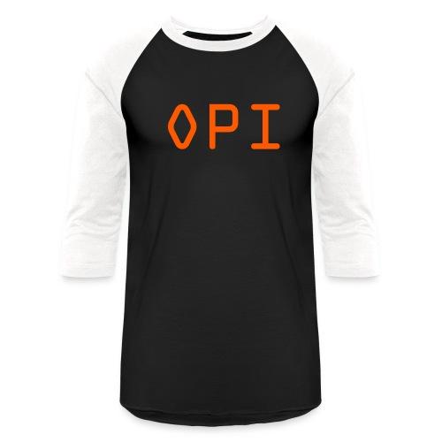 OPI Shirt - Baseball T-Shirt