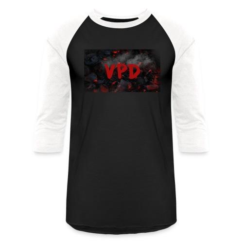 VPD Smoke - Baseball T-Shirt