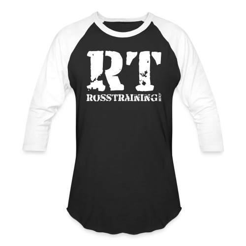 main_rt_white - Unisex Baseball T-Shirt