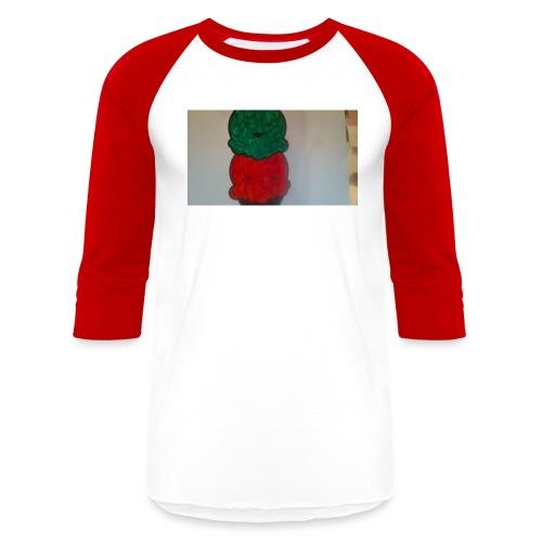 Ice cream t-shirt - Unisex Baseball T-Shirt